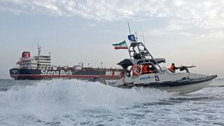 Briten schicken Vermittler in den Iran