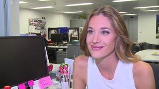 Gastmoderatorin Bianca Gubser: «Ich will keine Pannen anziehen»