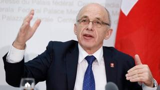 Finanzminister Maurer zeichnet düstere Prognosen