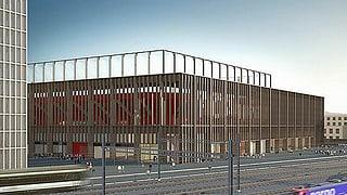 Weiterer Kredit für Fussballstadion Torfeld Süd