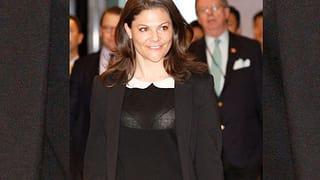 Royaler BH-Blitzer: Kronprinzessin Victoria lässt tief blicken