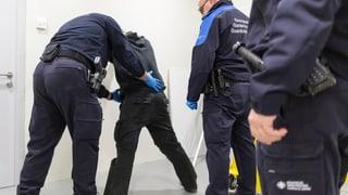 Mehr Gewalt gegen Grenzwächter in der Nordwestschweiz