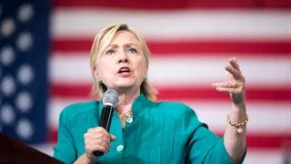 USA: Hillary Clinton empermetta 10 milliuns plazzas da lavur