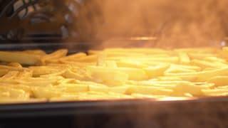 Ofen-Pommes frites im Massentest: Von pampig bis knusprig