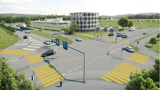 Verkehrsprojekt Neuhof in Lenzburg kommt voran