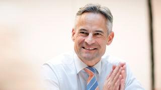 Matthias Michel tritt 2018 nicht mehr zur Wahl an