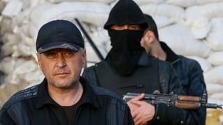 Wjatscheslaw Ponomarjow – der Wortführer der Separatisten
