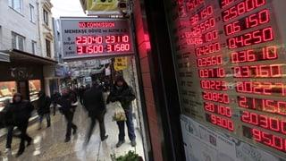 Türkei überrascht mit drastischer Zinserhöhung
