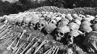 Die brutale Herrschaft der Roten Khmer