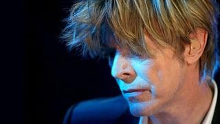 Neue Musik auf SRF 3: David Bowie's «The Next Day»