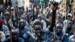 Im Südsudan reden die Feinde wieder über den Frieden