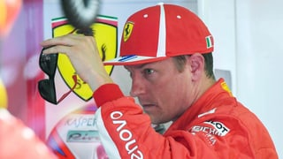 Kimi Räikkönen mida tar Sauber