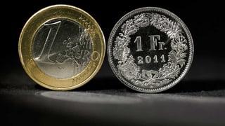 Schweizer Wirtschaft hat sich gefangen