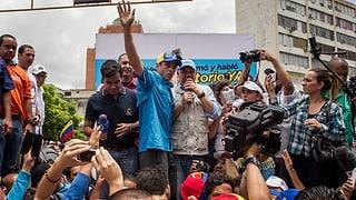 «Venezuela ist eine Bombe, die jederzeit explodieren kann»