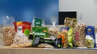 Pistazien: Knabber-Kerne mit Pestiziden und Schimmelpilzgift