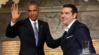 Obamas letztes Versprechen an Griechenland
