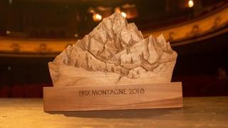 Prix Montagne 2018 per «La Conditoria» da Sedrun