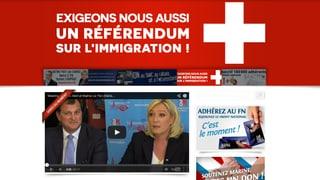 SVP als Vorbild für EU-Rechtspopulisten