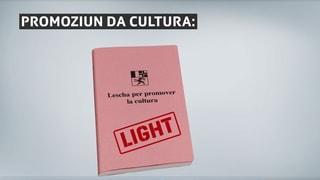 Lescha è tras – nagin credit supplementar per la cultura