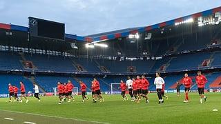 FCB retschaiva Benfica Lissabon