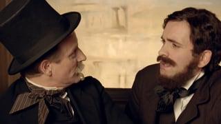 Video «Bilder allein zuhaus: Degas und Evariste de Valernes (12/30)» abspielen