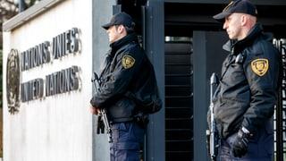 Terrorverdacht: Polizei-Grosseinsatz in Genf