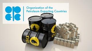 Die Opec und ihre Ölreserven
