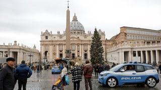 Rom, Paris und Washington rüsten gegen Anschläge