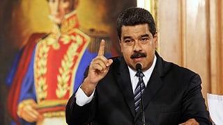 Druck auf Präsident Maduro steigt
