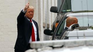 Trump trifft Parteigrössen der Republikaner
