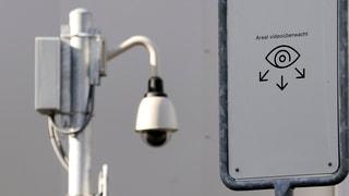 Der Kanton Zug regelt den Umgang mit Überwachungskameras