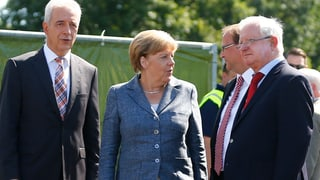 «Wir sind das Pack»: Buhrufe bei Merkels Besuch in Asylunterkunft