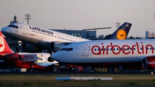 Golf- und Billig-Airlines schütteln Lufthansa durch