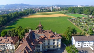 Bern plant neues Stadtquartier im Viererfeld