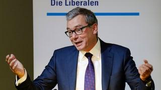 FDP schickt Ruedi Noser in den Kampf ums «Stöckli»