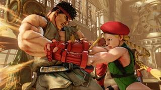 Live-Stream: «Street Fighter V»