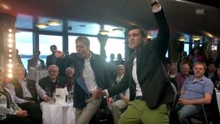 Highlights aus «Kilchspergers Jass-Show» 2012 und 2013