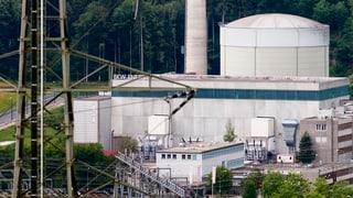 Berner Regierung will AKW Mühleberg spätestens 2022 abschalten