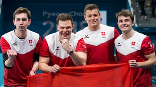Curling – bronz per la Svizra
