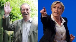 Europas Populisten im Aufwind