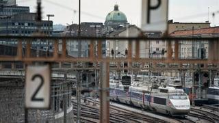 Neuenburger wehren sich gegen Umleitung des TGV