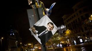 Alles offen nach Wahl in Spanien