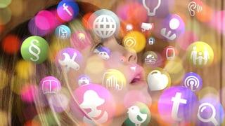 «Smartphone», «App» und «Hashtag»...