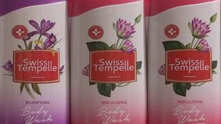 Kosmetika aus dem Aargau boomen in Indien