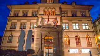 Parlament da Glion refusa d'auzar la taglia d'immobiglias