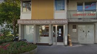 Angriff auf jüdische Metzgerei in Basel
