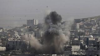 IS nun im Stadtzentrum von Kobane angelangt?