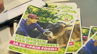 Fair-Food-Initianten: «umweltschonend und tierfreundlich»