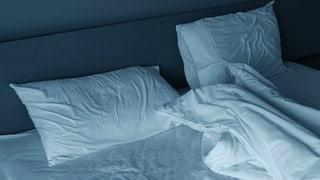 Schlafwandeln – Das Wandern ist des Schläfers Frust