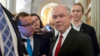 Jeff Sessions è nov minister da giustia dals Stadis Unids